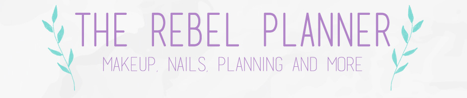 The Rebel Planner
